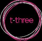 t-three